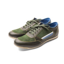 Zöld tornacipő